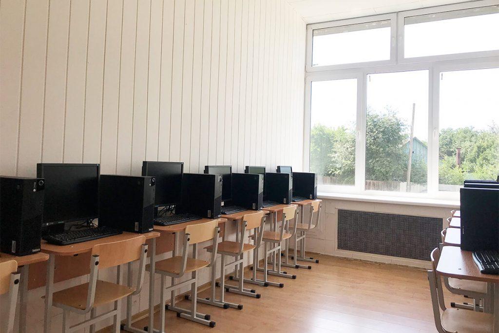 Учебный кабинет автошколы Город Дорог